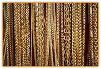 Изготовление золотых, серебряных цепей и браслетов под заказ
