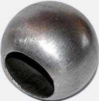 Шар пустотелый Ф25мм с отверстием