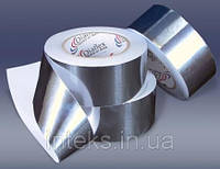 Скотч алюминиевый 50мкм х50мм х 25м