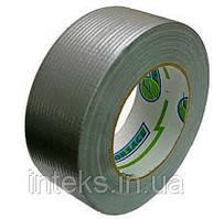 Скотч алюминиевый 50мм х 25м армированный
