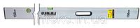 Правило прямоугольное с ручками и уровнем Sigma 2500мм