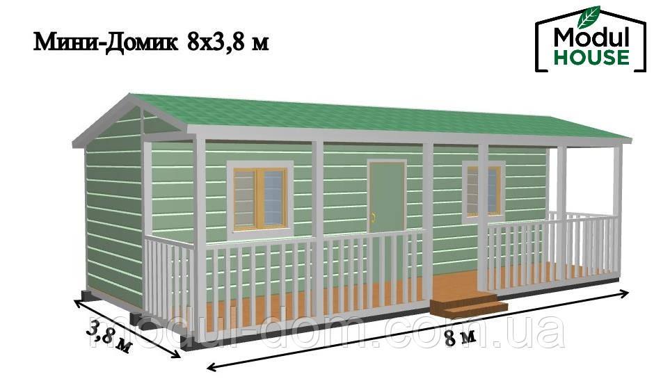 Модульный дом для постоянного проживания, Модульные дачные дома, Модульный дом для проживания под ключ