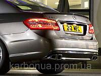 Спойлер AMG Mercedes W212
