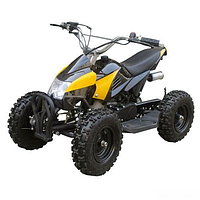 Детский квадроцикл Profi EATV 800W(желтый)