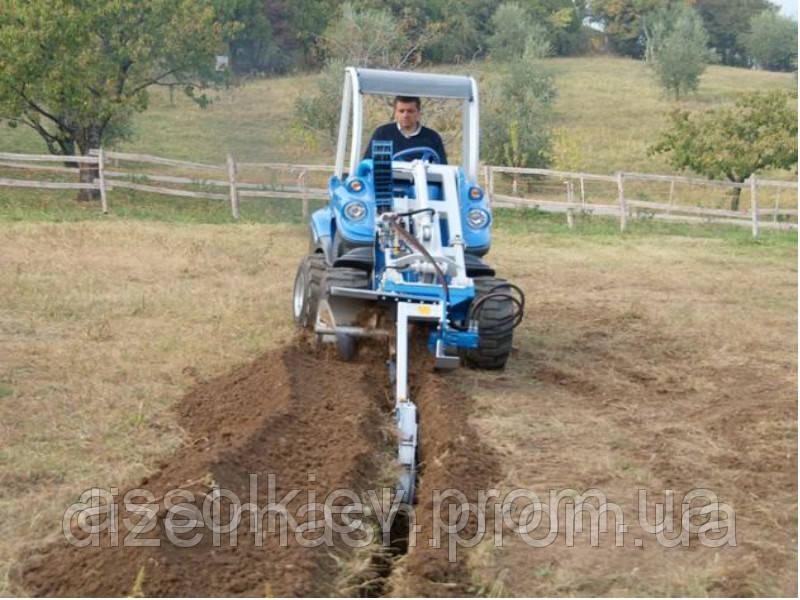 Навесное оборудование для земляных работ Multione