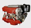 Двигатель Deutz D 914 D 914 воздушное охлаждение, 43 - 130 кВт / 58 - 174 л.с.