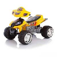 Квадроцикл детский ZP 5118(желтый)