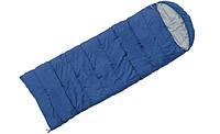 Спальник Terra Incognita Asleep 400 (L) тёмно-синий