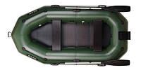 Надувная лодка Bark - трехместная моторная