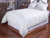 Белое постельное белье Gold 50294