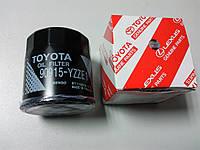 Фильтр масляный (оригинал) на Toyota Corolla, Auris, Avensis