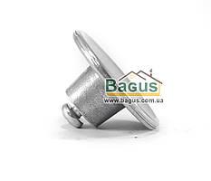 Алюминиевая ручка для крышки 5см Биол РК02
