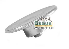 Алюминиевая ручка для крышки 7,5см Биол РК03