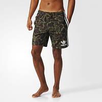 Пляжные шорты для мужчин adidas Camouflage BK0012 - 2017