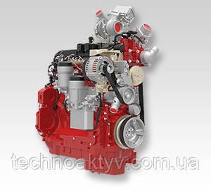 Двигатель Deutz TCD 4.1/6.1 4 / 6 цилиндров  70 - 203 кВт  91 - 272 л.с.  Водяное охлаждение