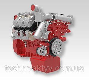 Двигатель Deutz TCD 12.0/16.0 6 цилиндров  240 - 390 кВт  322 - 524 л.с.  Водяное охлаждение