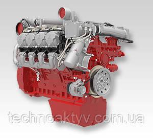 Двигатель Deutz TCD 12.0/16.0 8 цилиндров  350 - 520 кВт  470 - 700 л.с.  Водяное охлаждение
