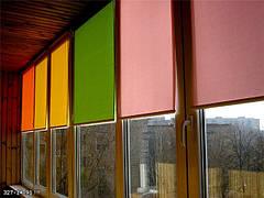 Тканевые ролеты, рулонные шторы,