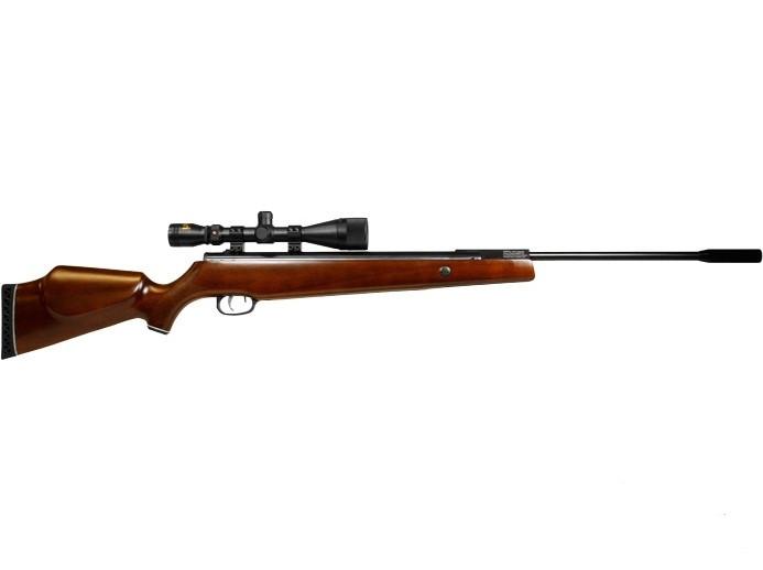 Пневматическая винтовка Beeman Mach + прицел 4х32