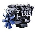 Двигатель Deutz 1015/2015 1015/2015 водяное охлаждение, 330 - 440 кВт / 443 - 590 л.с.