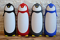 """Детский дизайнерский термос """"Пингвин"""""""
