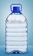 Пластиковая бутылка, 5 л