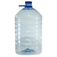 Пластиковая бутылка, 6 л