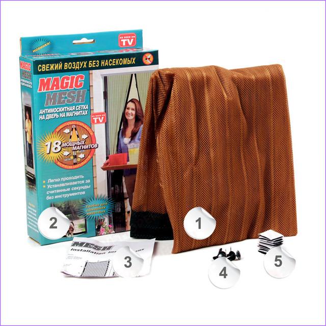 Комплектация сетки magic mesh