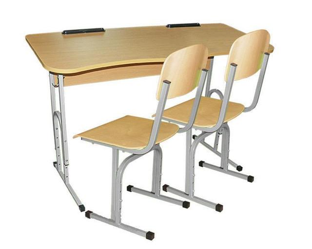 Антисколиозные ученические столы