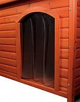 Шторка Trixie для будки Cottage & Lodge Kennel пластиковая, 38х55 см
