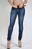 Стильные женские джинсы зауженные средняя посадка Free Joy арт.P-1014 Турция