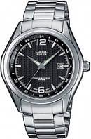 Мужские наручные часы Casio EF-121D-1AVEF, Оригинал. Кварцевые стальные часы.