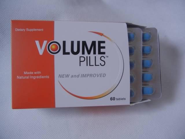 вольюм таблетки
