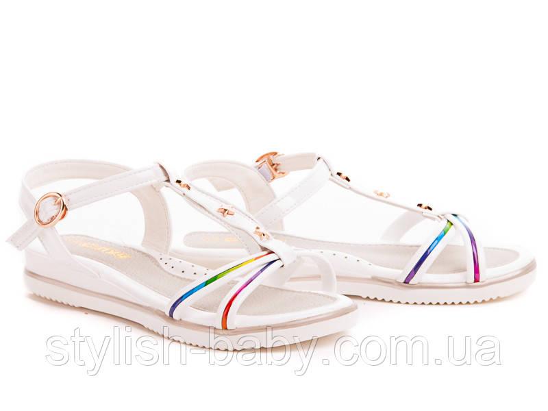 Детская обувь оптом. Детские босоножки бренда С.Луч для девочек (рр. с 31 по 36)