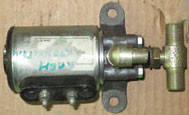 Клапан электромагнитный МАЗ 24V в сборе (пр-во МАЗ)
