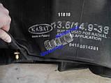 Камера 13.6/14.9-38 TR-218A KABAT на трактор Т 40 МТЗ, фото 2