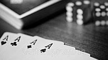 Карты игральные | Madison Rounders : Black, фото 2