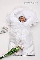 """Летний конверт-спальник для новорожденных """"Мелиса"""""""