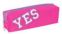 Пенал мягкий Yes pink 531393