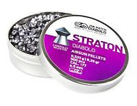 Пули пневматические JSB Diabolo Straton 0.54 гр (500 шт), фото 1