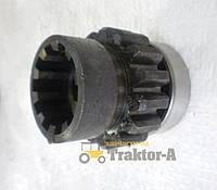 Шестерня от переходной плиты под пускач для установки стартера МТЗ, ЮМЗ, Т-40