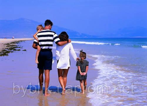 Отдых в другой стране с ребенком