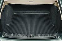 Коврик багажника резиновый Octavia II седан