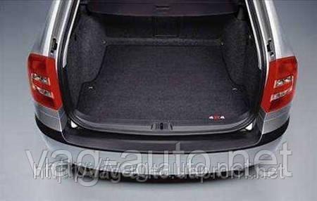 Коврик багажника текстильный Octavia II 4Х4 Combi