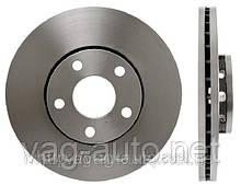 Тормозной диск 256х22 - 5/100