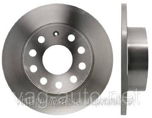 Тормозной диск задний 245х10