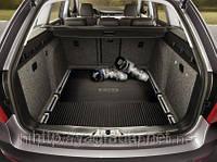 Коврик багажника резиновый Superb New Combi