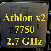 Процессоры AMD Athlon X2 7750, 2,7 ГГц, Tray