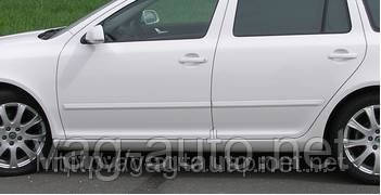 Молдинги дверей Octavia A5 RS