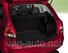 Гумовий килимок багажника Fabia New Combi
